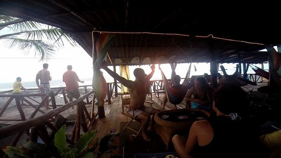 Surf Tours Nicaragua: Hanging on the Rancho