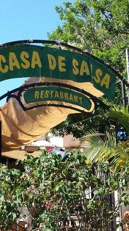 Casa De Salsa: Bienvenido!!!