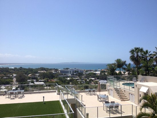 Noosa Crest: View from Penthouse #34