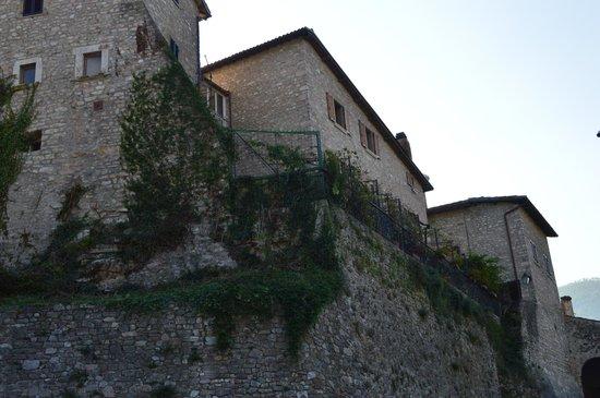 B&B La Terrazza del Castello: Il B&B col suo Terrazzo