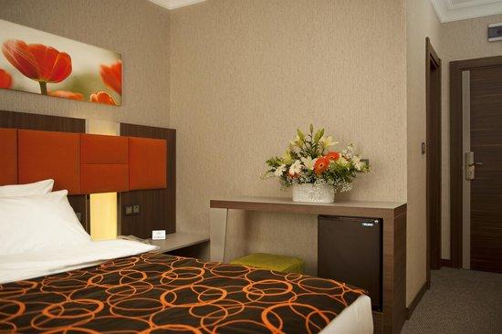 Birbey Hotel: oda