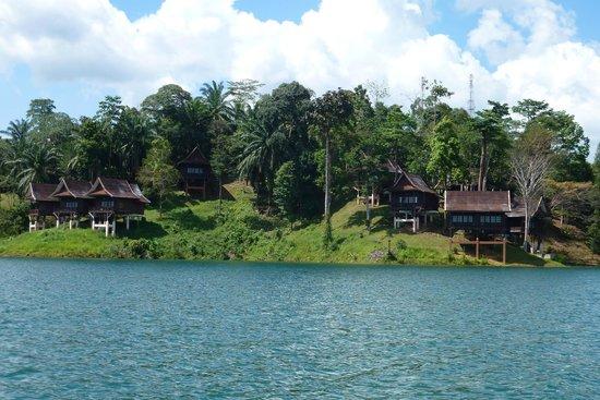 Lake Kenyir Resort: Nice lake view