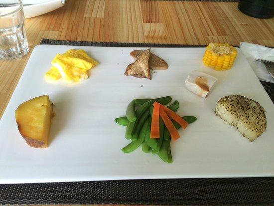 Taiwan Juhu Farmstay: Healthy breakfast