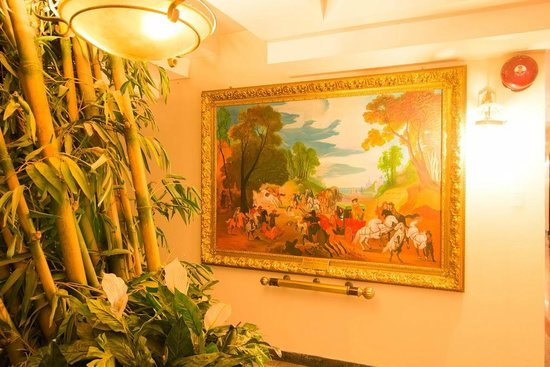 Diamond City Hotel: Corridor