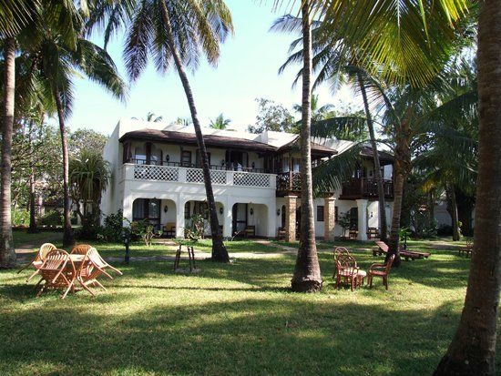 Serena Beach Resort & Spa: Sea Facing rooms