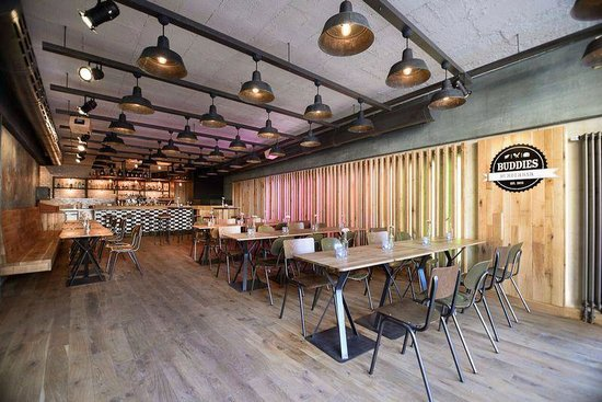 buddies picture of buddies burger bar regensburg tripadvisor. Black Bedroom Furniture Sets. Home Design Ideas