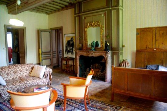 Chateau de Burnand : Silver Room