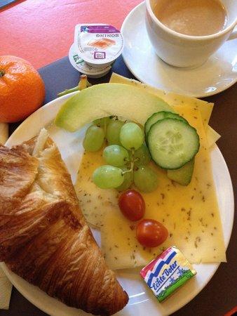 Hotel La Boheme: Breakfast:)