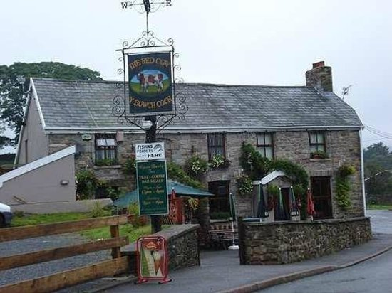 Pontsticill, UK: The Red Cow