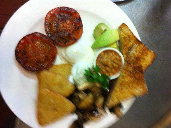 Easy Cafe: Veggie Breakfast