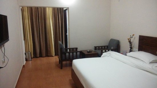 The Surya Village : Sitting available in the room
