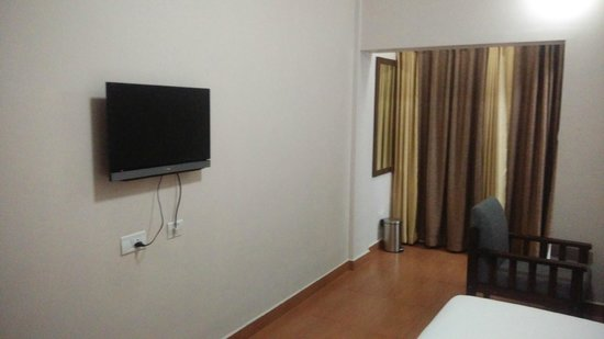 The Surya Village : Spacious neat and clean room