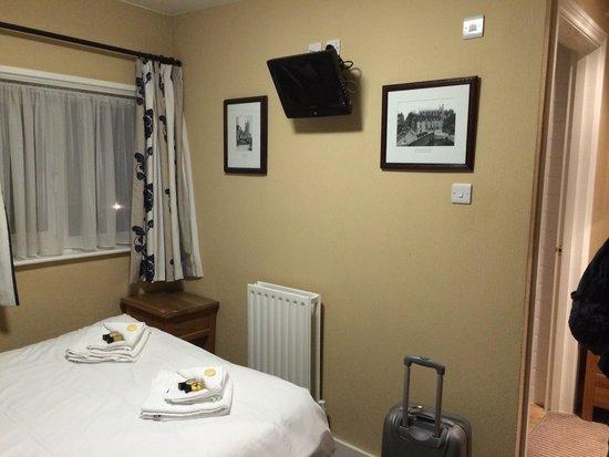 The Windsor Trooper: Bedroom
