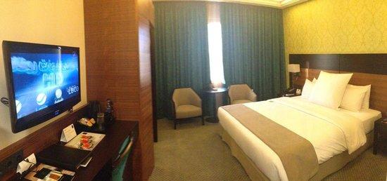 Corp Amman Hotel : room 504