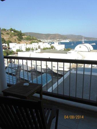 Azka Otel : Nice hotel