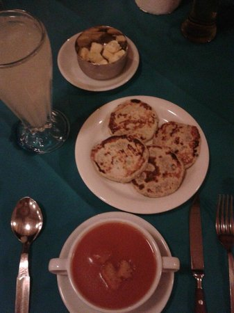 Golden Grill: Rotti with butter