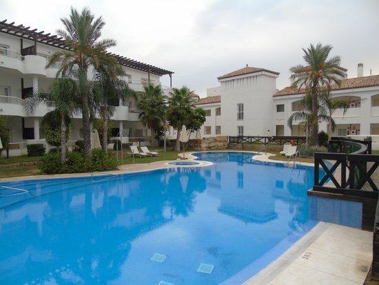 Eurostars Mijas Golf & Spa: Pool area