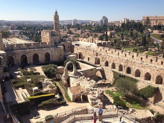 Tower of David Museum: Belo