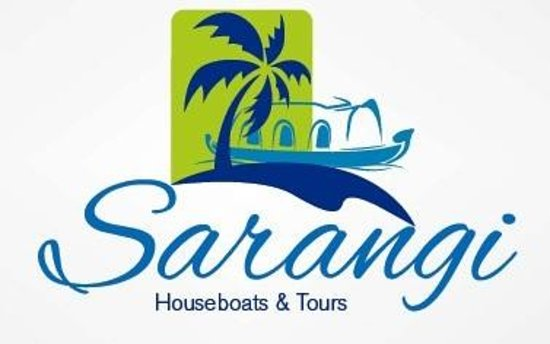 Sarangi House Boats Alappuzha: Sarangi's business logo (Registered Trade Mark)