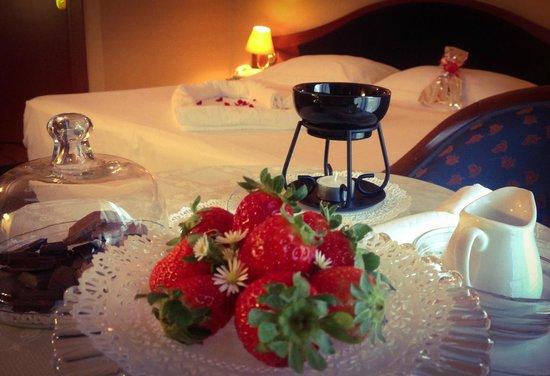 Massimo Plaza Hotel: fragole e cioccolato #massimoplazahotel