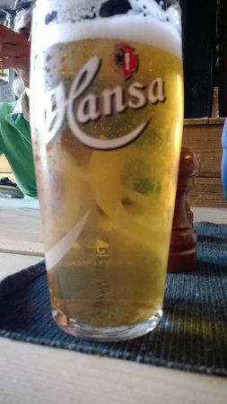 Rorbua : Birra Hansa!!