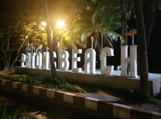 Kool Backpacker Hostel : 2-minutes walking distance to Patong Beach