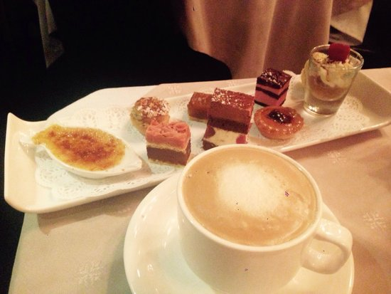 Les Freres Jacques: Cafe Gourmand