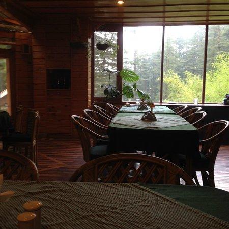 The Chalets Naldehra : Dining room