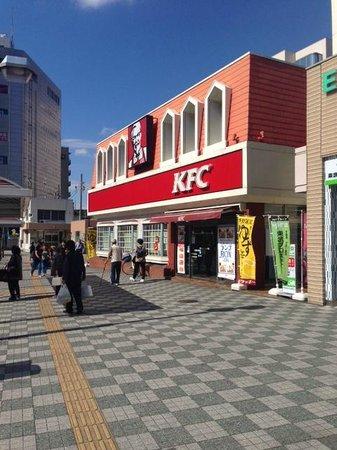 KFC Shiki Minamiguchi Ekimae