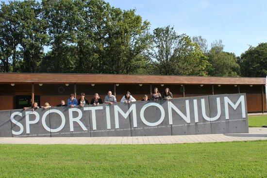 Sportimonium Sports Museum: Het Sportimonium, zeker het bezoeken waard. De geschiedenis van de sport in woord en beeld.