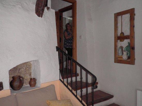 """Casa Rural & Spa La Graja: Habitación """"pequeña"""""""