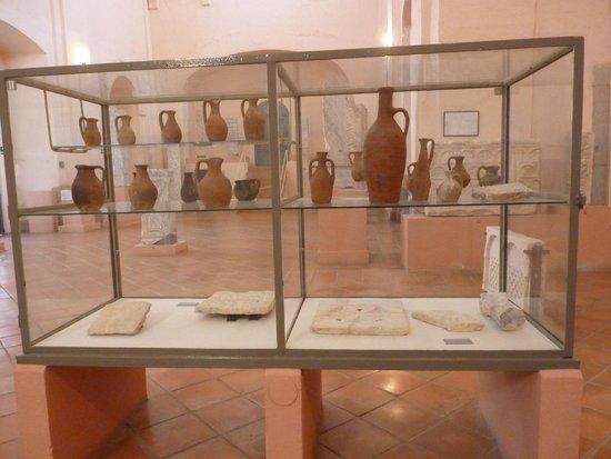 Museo Arqueologico de Arte Visigodo: Interior Museo