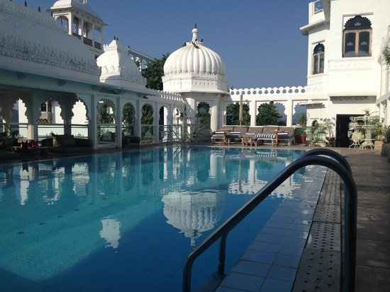 Hotel Udai Kothi: Roof top Pool