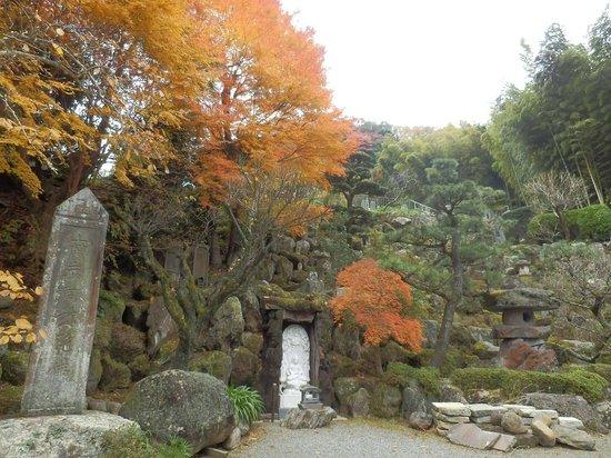 Fukusenji Temple: お庭