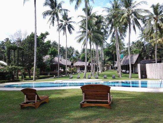 Bahay Bakasyunan Sa Camiguin: peaceful setting