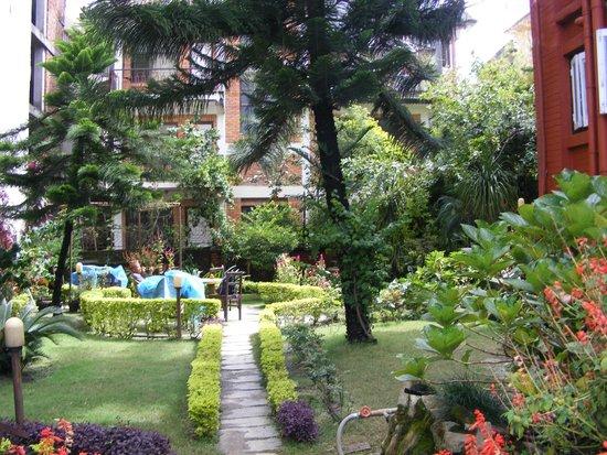 Kathmandu Garden House
