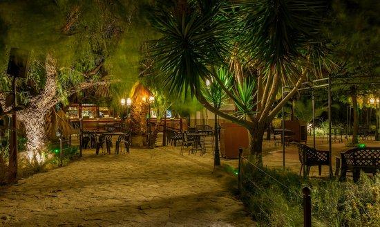 Hospederia Rural Jardines de Casablanca : elegir el sitio que te gusta mas .....