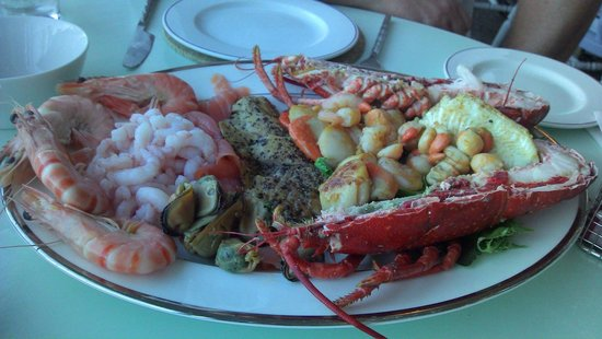 Sea Kitchen Looe: Amazing food well cooked.