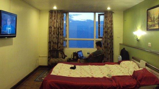 Fairmont Hotel : room 118