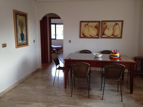 Aguamarina Aparthotel: .
