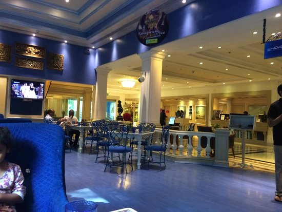 Radisson Blu Hotel Grt Chennai Restaurant