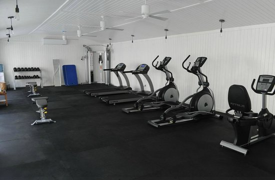 Fitness center picture of the cove eleuthera gregory town