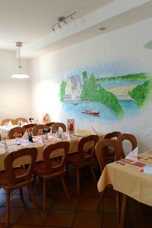 Saalburg, Alemania: Gastraum