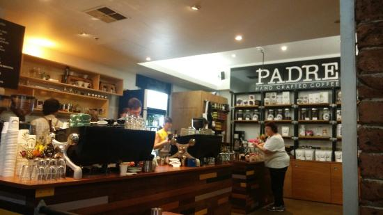‪Padre Coffee - South Melbourne‬