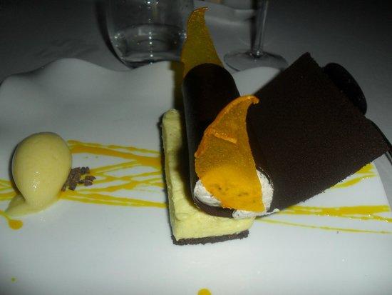 La Bergerie: Dessert