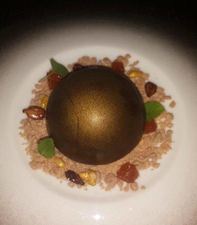 Ciel Bleu Restaurant: Le Foie Gras