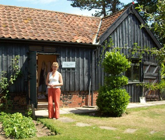 The Granary Bed and Breakfast: Your host