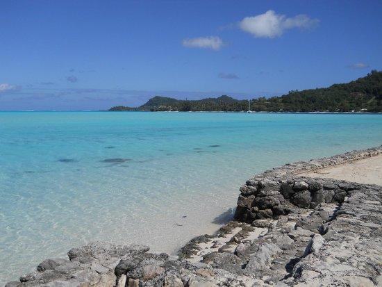 Sofitel Bora Bora Marara Beach Resort: Matira