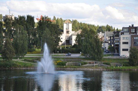 Elverum Municipality, Noruega: Elverum sentrum