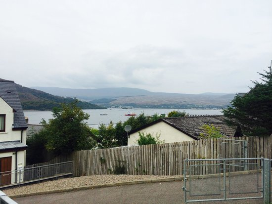 Gowan Brae House: Room with a view